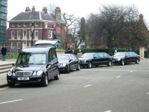 transport zmarłych drogą lądową